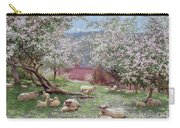 Appleblossom Carry-all Pouch