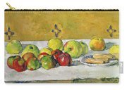 Apples And Biscuits Carry-all Pouch