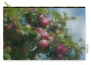 Apples And Sky Carry-all Pouch