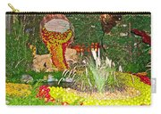 Apples In Autumn In Bellagio Conservatory In Las Vegas- Nevada Carry-all Pouch