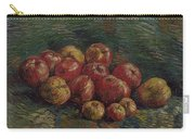 Apples Paris, September - October 1887 Vincent Van Gogh 1853 - 1890 Carry-all Pouch