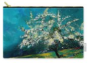 Appletree In Spring Carry-all Pouch