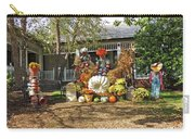 Applewood Farmhouse Grill Harvest Scene Carry-all Pouch