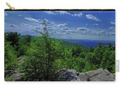 Approaching Little Gap On The Appalachian Trail In Pa Carry-all Pouch