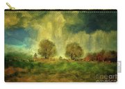 Approaching Storm At Antietam Carry-all Pouch by Lois Bryan