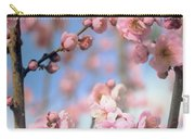 Apricot Tree Blossoms Carry-all Pouch