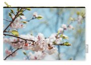 Apricots Bloom Carry-all Pouch