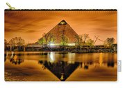 April 2015 - The Pyramid Sports Arena In Memphis Tennessee Carry-all Pouch