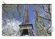 April In Paris Carry-all Pouch
