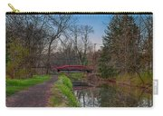 April In Washingtons Crossing Carry-all Pouch