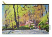 April Morning In Carl Schurz Park Carry-all Pouch