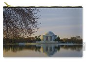 April Morning In Washington Dc Carry-all Pouch