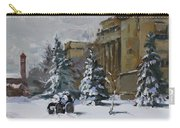 April Snow By The Nacc Carry-all Pouch