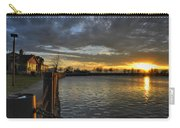 April Sunsets Carry-all Pouch