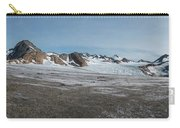 Apusiaquik Glacier Greenalnd Pano 7334-7351 Carry-all Pouch