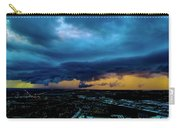 Aqua Skies Carry-all Pouch