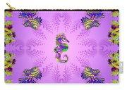 Aquarium Rising Lavender Carry-all Pouch