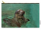 Aquarium Seal  Carry-all Pouch