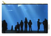 Aquarium Silhouettes Carry-all Pouch