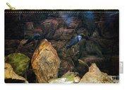 Aquarium Stones Arrangement Carry-all Pouch