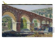 Aqueduct Near Pedraza Carry-all Pouch