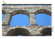 Aqueduct Of Segovia Carry-all Pouch