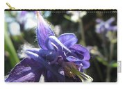 Aquilegia -  Columbine Carry-all Pouch