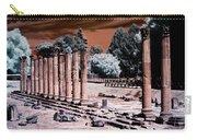 Aquileia, Roman Forum Carry-all Pouch by Helga Novelli