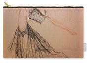 Arabesque On Pointe Carry-all Pouch