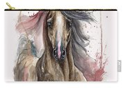 Arabian Horse 2013 10 15 Carry-all Pouch