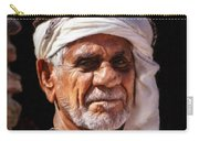 Arabian Old Man Carry-all Pouch