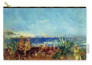 Arabs By The Sea Carry-all Pouch