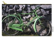Aran Islands, Co Galway, Ireland Bicycle Carry-all Pouch