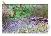 Arboretum Creek Painted Carry-all Pouch