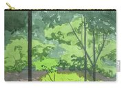 Arboretum Path Carry-all Pouch