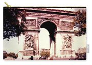 Arc De Triomphe 1955 Carry-all Pouch