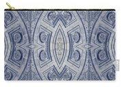 Arc De Triomphe Du Carrosel Paris Kaleidoscope Vertical Carry-all Pouch