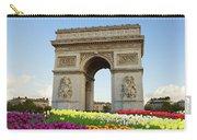 Arc De Triomphe In Paris Carry-all Pouch