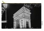 Arc De Triomphe Paris, France  Carry-all Pouch