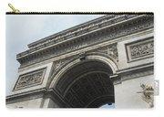 Arc De Triomphe, Paris, France Carry-all Pouch