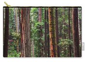 Arcata Forest Carry-all Pouch