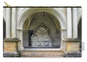 Arch At Fontevraud Abbey  Carry-all Pouch