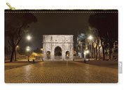 Arch At Night Carry-all Pouch