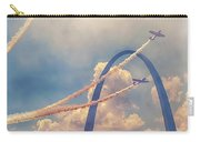 Arch Flight Carry-all Pouch by Susan Rissi Tregoning