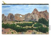 Arch In Landscape Carry-all Pouch