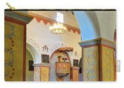 Arch In San Juan Bautista Mission Carry-all Pouch
