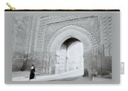 Arch In The Casbah Carry-all Pouch