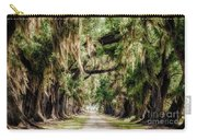 Arch Of Oaks - Evergreen Plantation Carry-all Pouch