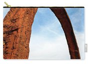 Arch Over Trees Carry-all Pouch