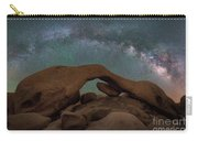 Arch Rock Milky Way  Carry-all Pouch
